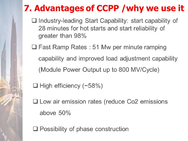 Advantages of CCPP /why we use it
