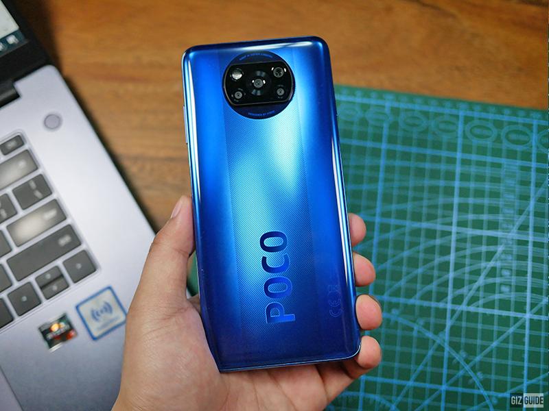 POCO X3 NFC unique device