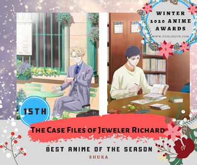 The Case Files of Jeweler Richard