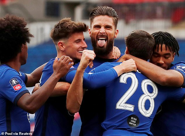Highlight Manchester United 1 - 3 Chelsea: De Gea mistakes send Chelsea to FA Cup final