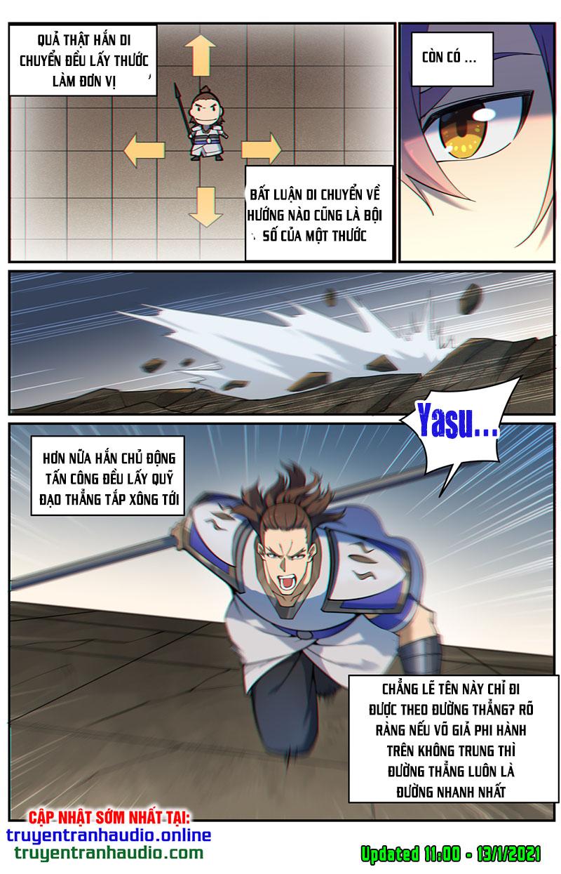 Bách Luyện Thành Thần chap 681 - Trang 11