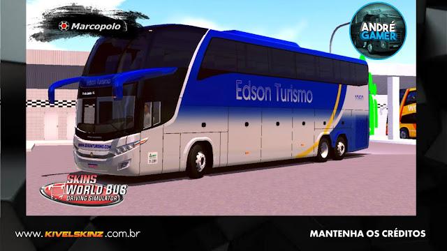 PARADISO G7 1600 LD - VIAÇÃO EDSON TURISMO