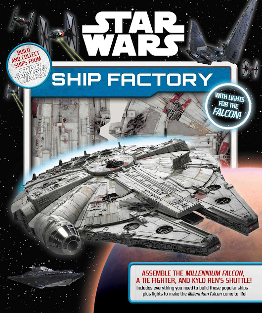 Out Now: Star Wars Ship Factory
