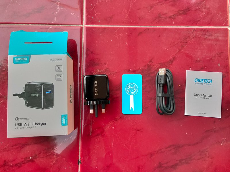 Paket Pembelian Choetech Q3002