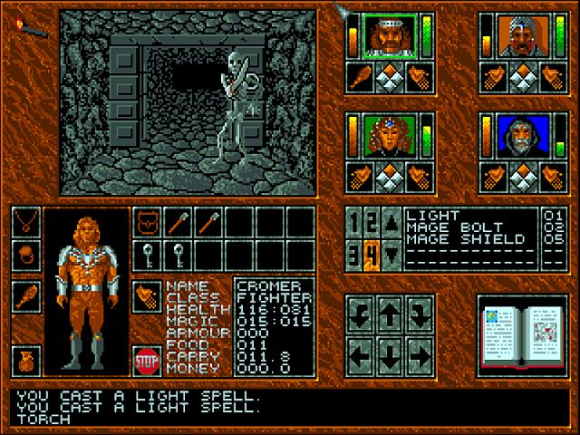 Indie Retro News: Abandoned Places compilation - An Amiga ...