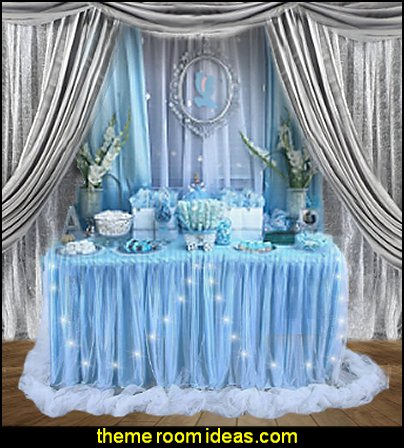 cinderella party decorations princess party decorating