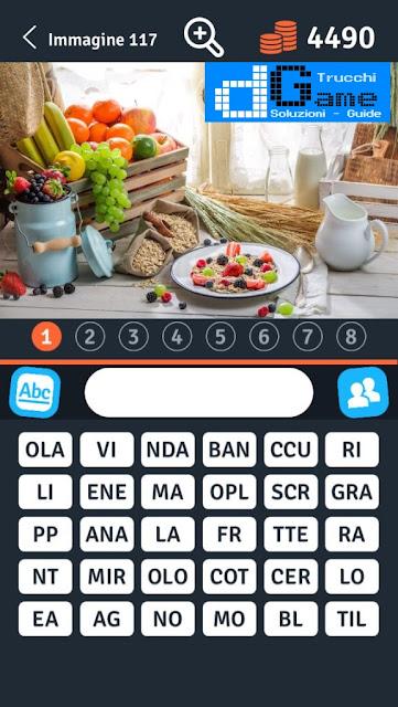 8 Parole Smontate soluzione livello 111-120