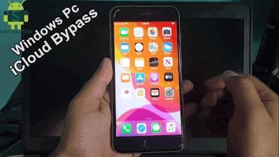 iPhone 6S Plus iCloud Bypass iOS 13.5 Full Access itunes & 3u Tool Sync Media On Windows Pc.