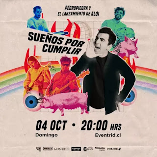 """Pedropiedra anuncia fecha para """"Sueños por cumplir"""" el nuevo formato para su disco ALÓ!"""