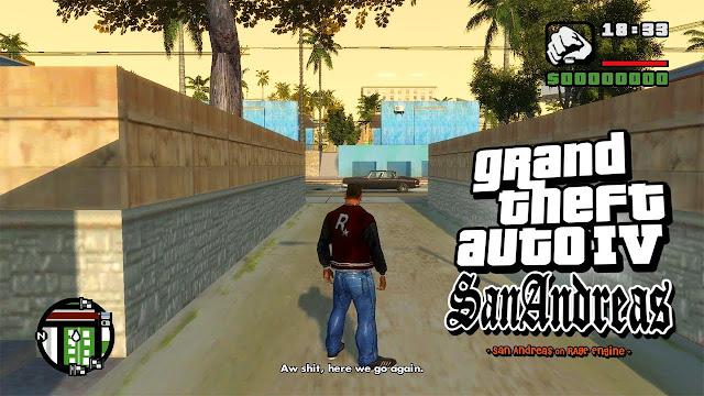 تحميل لعبة GTA IV الاصلية مجانا كاملة