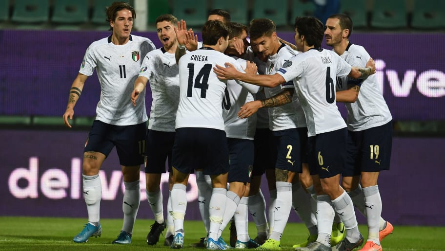 موعد مباراة منتخب ايطاليا ومنتخب التشيك في المباريات الوديه