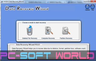 easeus data recovery wizard professional 5.0.1 gratuit