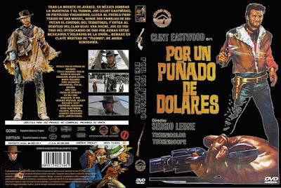 Carátula dvd: Por un puñado de dólares
