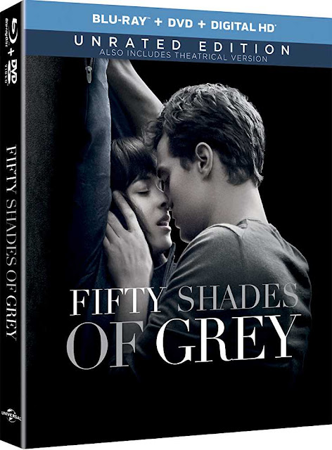Poster Fifty Shades of Grey (2015) Full HD Movie Download 720p