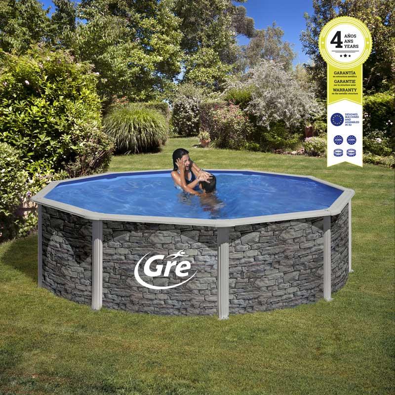 piscina gre modello Sardegna