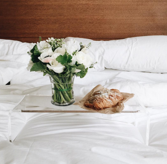 Morning from bed by @songofstyle (Cool Chic Style Fashion)
