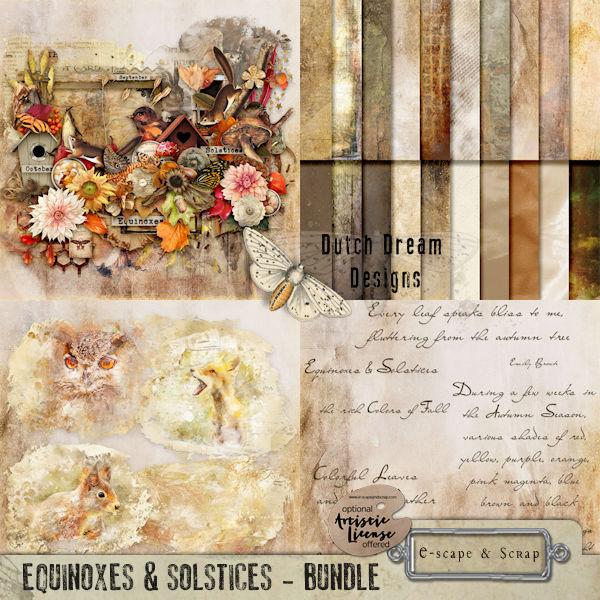 Equinoxes & Solstices - Bundle