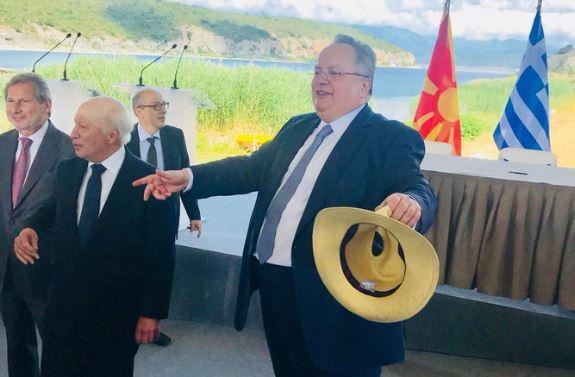 Ρωσία «Το δημοψήφισμα στα Σκόπια είναι άκυρο – Θα θέσουμε βέτο στον ΟΗΕ»