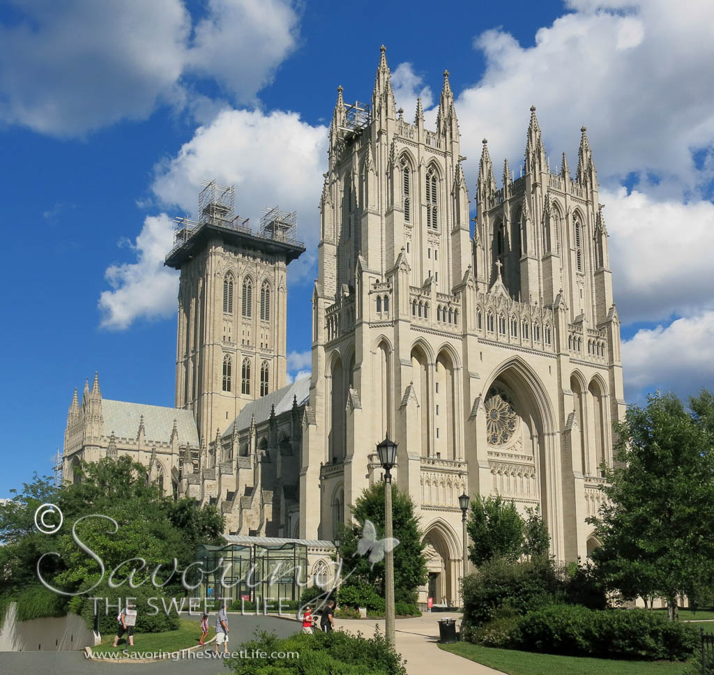 Vacation In Washington Dc Our National Cathedral