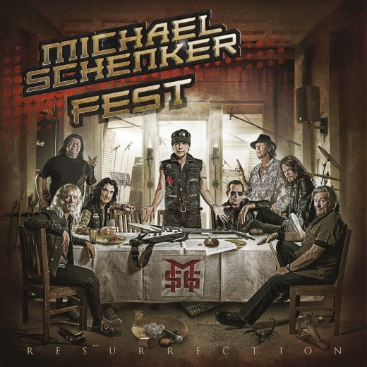 MICHAEL SCHENKER FEST - Resurrection (2018) full