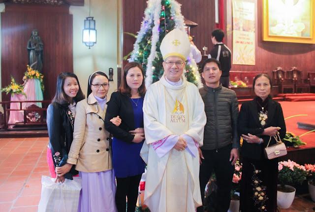 Lễ truyền chức Phó tế và Linh mục tại Giáo phận Lạng Sơn Cao Bằng 27.12.2017 - Ảnh minh hoạ 229