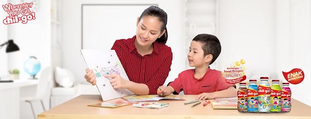 Morinaga Chil Go Susu Pertumbuhan Untuk Anak 6-12 tahun