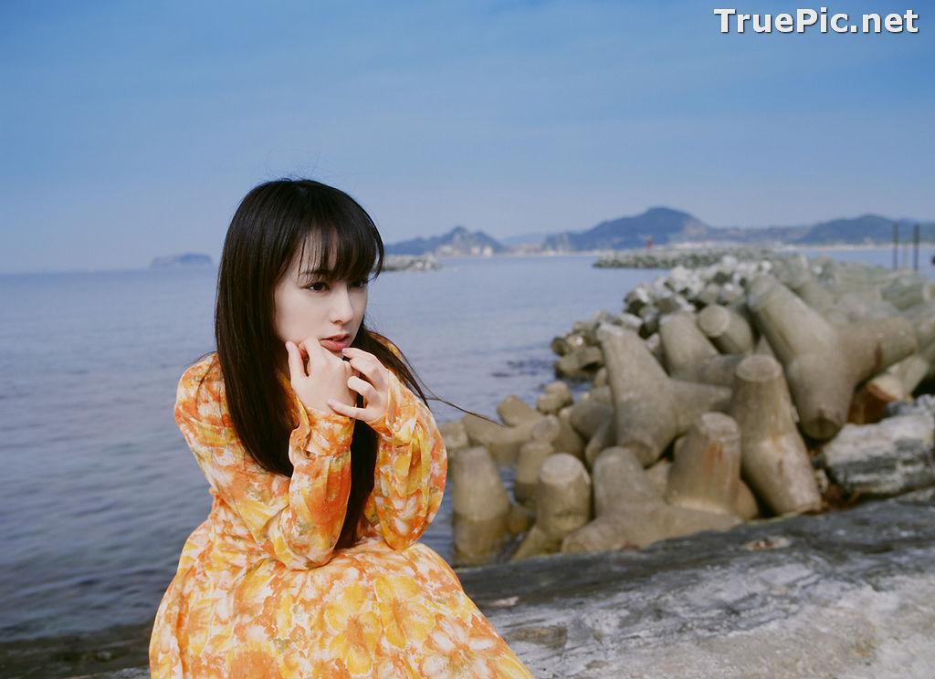 Image Image-TV Album Waiting for Me - Japanese Actress and Gravure Idol - Rina Akiyama - TruePic.net - Picture-2