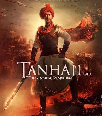 Ajay Devgn Looks from Tanhaji, Ajay Devgn images from Tanhaji