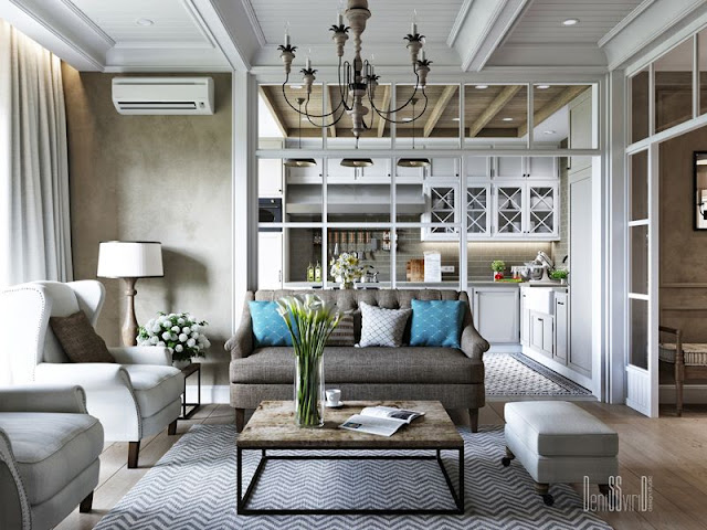 Contemporary Apartment Design With Interior Design Neoclassical Style in Moscow Contemporary Apartment Design With Interior Design Neoclassical Style in Moscow 7ebe1eb996003b0a10362f3f70b362dd