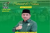 DPW PKB Banten: Kami Apresiasi Kecintaan Presiden terhadap PKB dan Para Alim Ulama