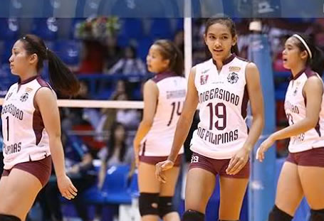 List of Players: University of the Philippines Lady Maroons Shakey's V-League Season 13