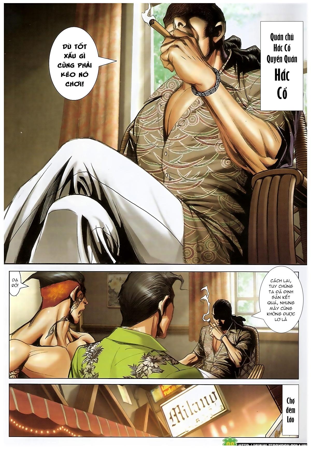 Người Trong Giang Hồ - Chapter 1397: Anh hùng cúi đầu - Pic 7