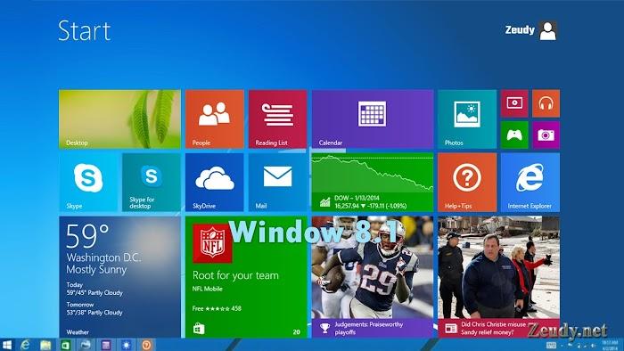 Windows 8.1 X64 Pro Apr 2019 ISO File
