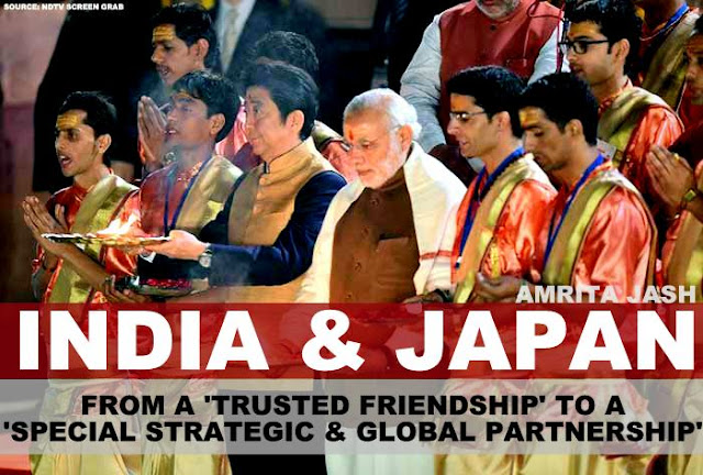 FEATURED | India & Japan: From a 'Trusted Friendship' to a 'Special Strategic & Global Partnership'