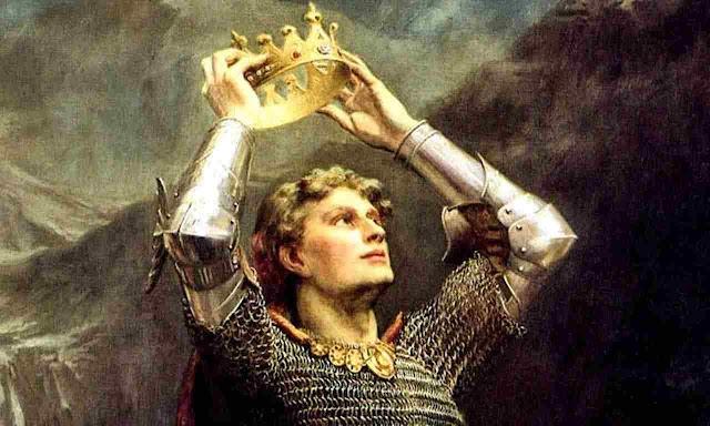 A Lenda do Rei Arthur e os Cavalheiros da Mesa Redonda