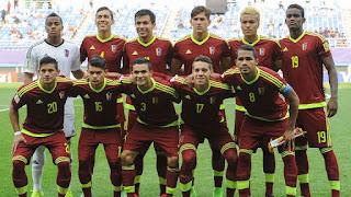 Venezuela U20 enfrenta a  Inglaterra U20 en final del Mundial Sub 20 Corea del Sur 2017