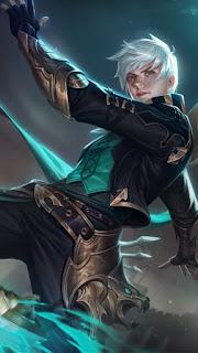 Gusion Moonlight Sonata Heroes Assassin Mage of Skins V3
