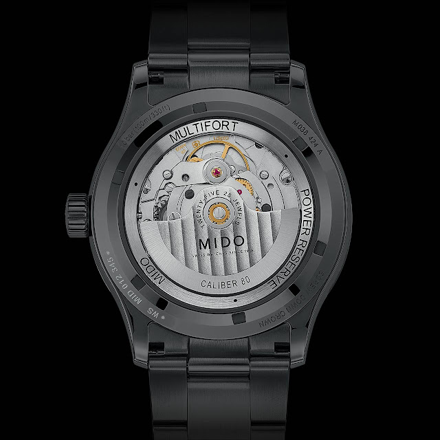 Mido Multifort Power Reserve