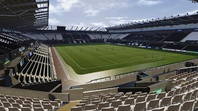 PES 2021 Liberty Stadium