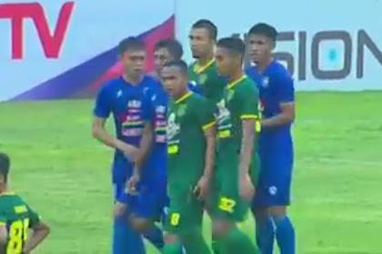 Semi Final Gubernur Jatim, Persebaya Tumbangkan Arema Dengan Skor 4-2