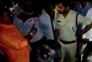 पूर्व विधायक नरेंद्र बिरथरे की गुंडागर्दी SI को दी डेढ़ महीने बाद देख लेने की धमकी
