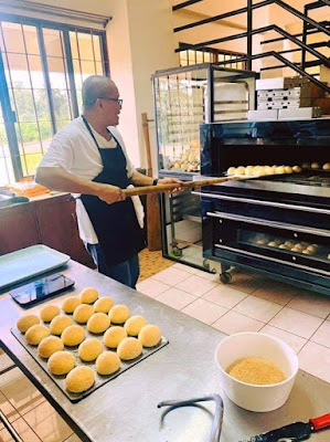 'Baker Bishop' of Sorsogon feeds hungry with help from Jollibee Group