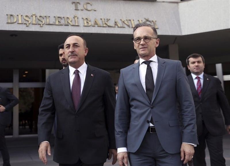 Μάας: Η Τουρκία έχει υποχρέωση να σέβεται το διεθνές δίκαιο