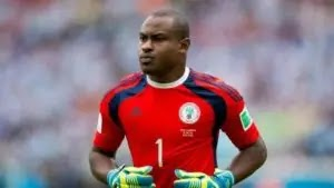 And Vincent Enyeama agrees to return as Super Eagles goalkeeper