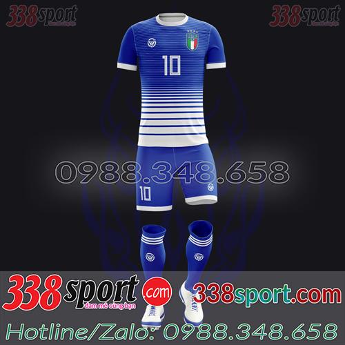 Áo Đội Tuyển Ý  Đặt May Yêu Cầu - Mã Y 01