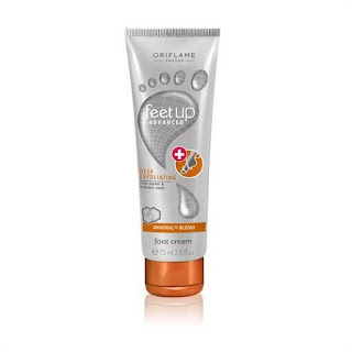 Feet Up Advanced Deep Exfoliating Foot Cream