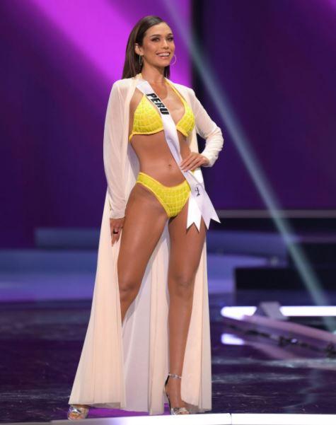 Miss Universe Peru Janick Maceta