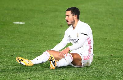 ريال مدريد في حاله صدمة قوية بسبب ايدين هازارد