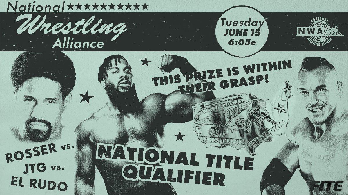 Cobertura: NWA Powerrr (15/06/2021) – Primeiro passo!