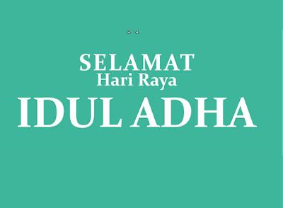 Ucapan Kata Kata Selamat Idul Adha